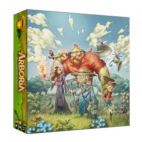 Arboria - jeu de stratégie