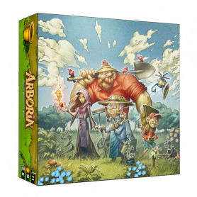 Arboria - Strategy Game