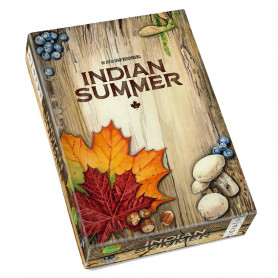 Indian summer - Jeu de récolte