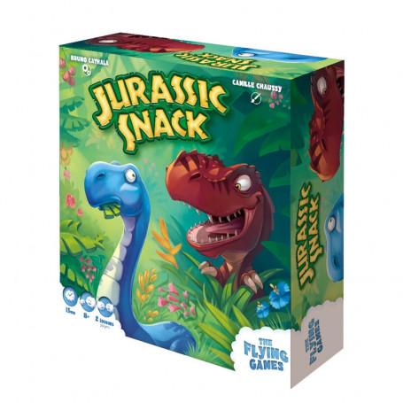 Jurassic Snack - Manger ou être mangé