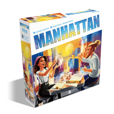 Manhattan - Tactical and construction game