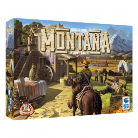 Montana - Strategy Game