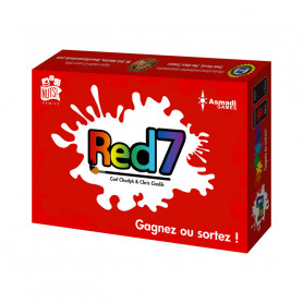 Red 7 - Card Game
