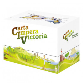 Carta impera victoria - The civilization game in 104 cards