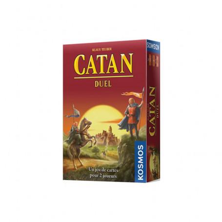 Catan Duel - Jeu de cartes pour 2 joueurs