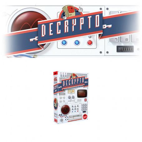 Decrypto - Communiquez en toute sécurité !