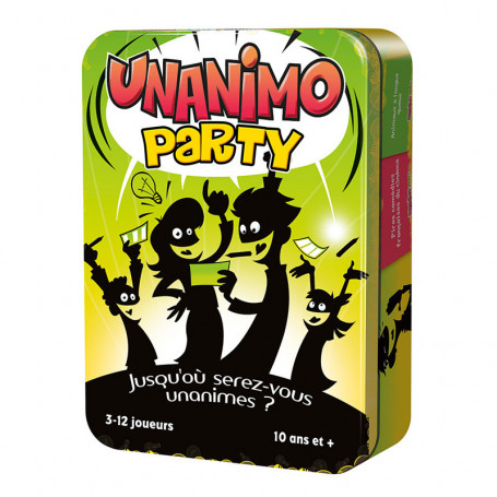 Unanimo party - Think like others