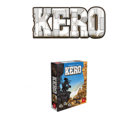 Kero - A fun and tactical game for 2 players