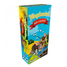 Kingdomino extension - AGE of GIANTS