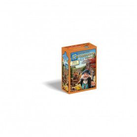 5th Expansion for game Carcassonne