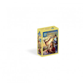 3rd Expansion for game Carcassonne