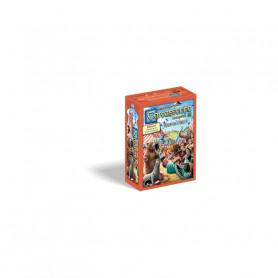 Carcassonne - Tous en piste ! - 10ème Extension pour le jeu Carcassonne