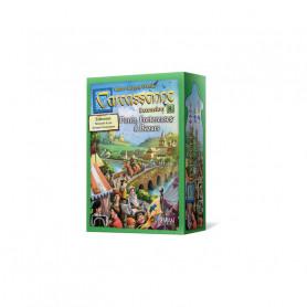 Bazars, ponts et forteresses - Carcassonne extension n°8