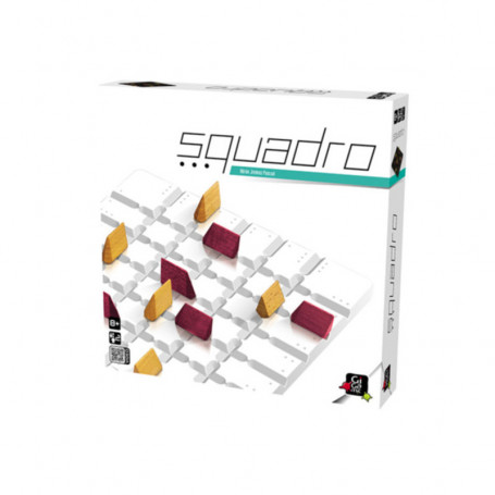 Squadro - Thinking game for 2 people