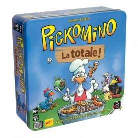 Pickomino La totale - Un jeu de dés à piquer des vers