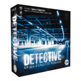Détective - A Modern Crime Board Game