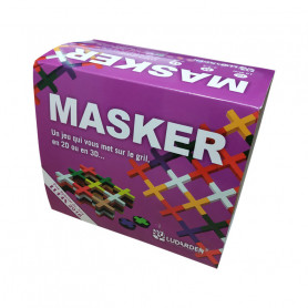 MASKER - Strategy and Bluff Game