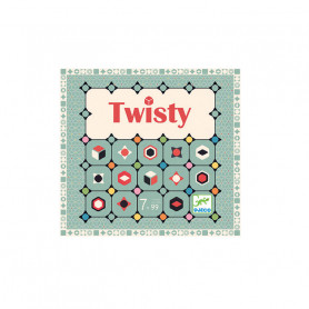 Twisty - Jeu de tactique