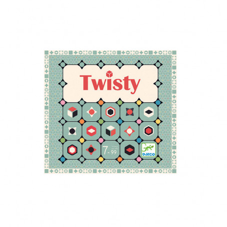 Twisty - Tactic game