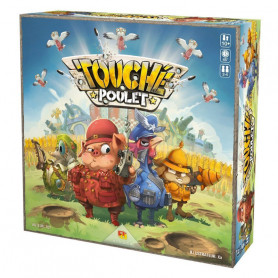 Touché poulet - Strategy Game