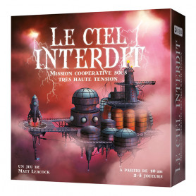 Le ciel interdit - Cooperative game