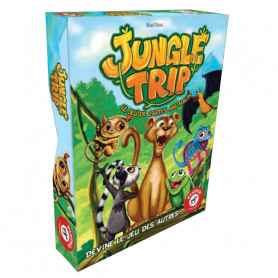 Jungle Trip - Card game