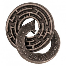 Cast Puzzle metal Laby - Level 5