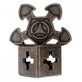 Cast Puzzle metal O'Gear - Level 3