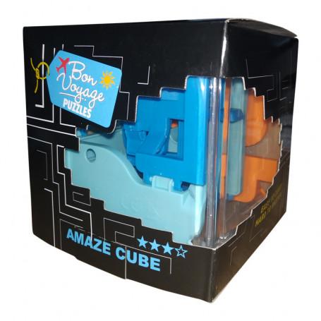 Amaze Cube puzzles - level 3 of 4