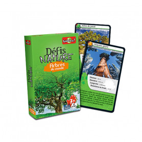 Tree of the world - Défis Nature - Card Game