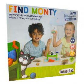 Find Monty! - où se cache le matou Monty ?