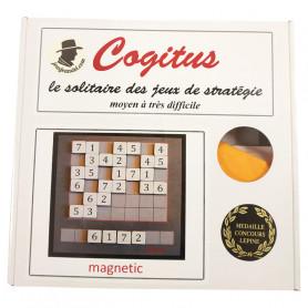 Cogitus - Le solitaire des jeux de stratégie