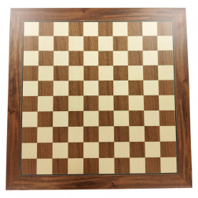 Checkerboard tray - Damier inlaid 35 mm