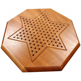 Octagonal Chinese Checkers