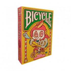 Jeu de cartes classique brosmind - Bicycle