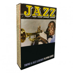 Pop Culture Jazz Card Game