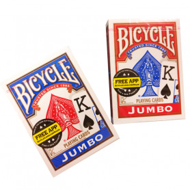 Jumbo Bicycle Card Game