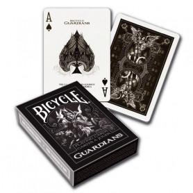 Jeu de cartes classique guardians - Bicycle