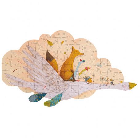 Puzzle Le voyage d'Olga - 124 pieces