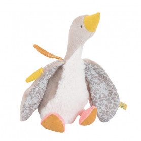 Goose soft toy Fléchette