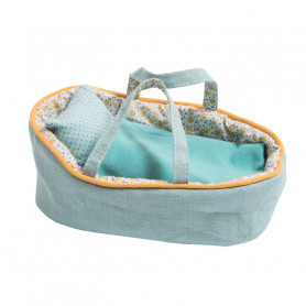 Little Carry cot blue
