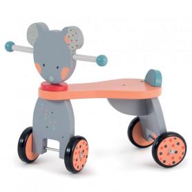 Mouse Push Along Stroller - Les jolis trop beaux
