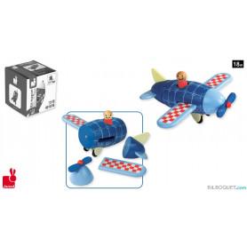 Avion kit magnet