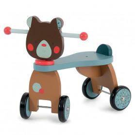 Bear Push Along Stroller - Les jolis trop beaux