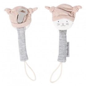 Cat Pacifier Holder