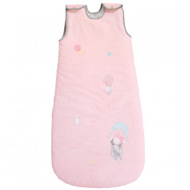 Gigoteuse Sac de couchage rose - Les petits dodos