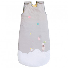 Baby Sleeping bag grey - Les petits dodos