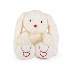 Rabbit Soft Toy, cream, 38 cm
