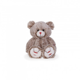 Bear Soft Toy, sandy beige, 22 cm
