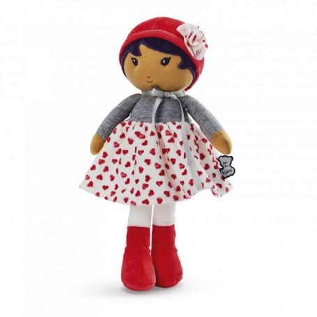 Jade K - Ma 1ère poupée en tissu 32 cm